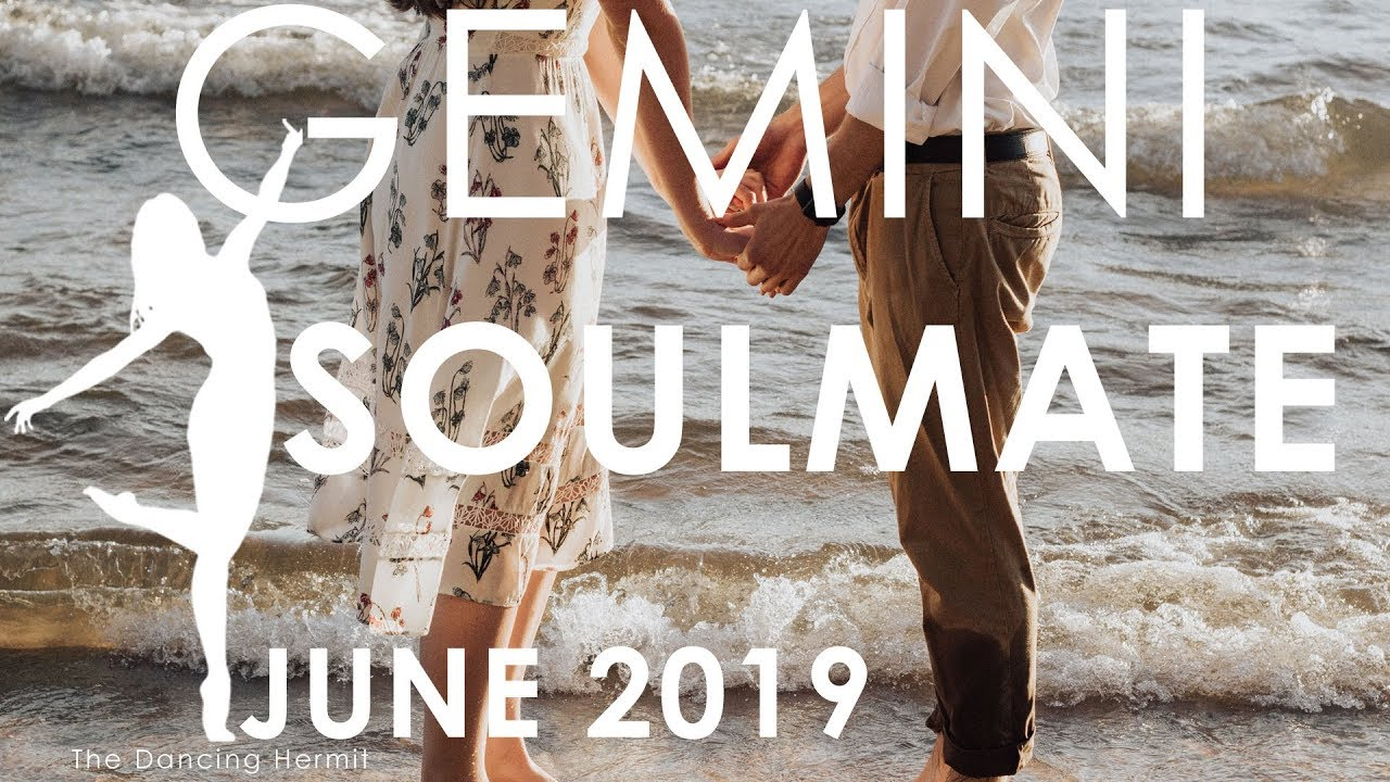 GEMINI - IT'S NOT OVER - STARTING OVER - SOULMATE UNION OR REUNION - JUNE  2019 TAROT