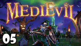 Ciężka przeprawa w mrowisku #5 MediEvil PS4 | PL | Gameplay | Zagrajmy w