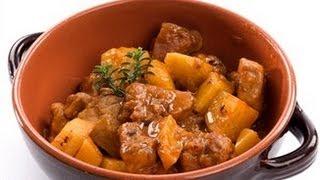 Veal Stew - Healthy Food - Diabetic Food - How To