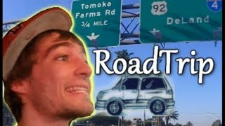 EXO's Roadtrip To Spring Break Nationals 2012 -- Driving 3,400 Miles in 12 Days | SBN Daytona Beach