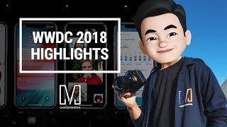 Memoji, ARKit 2, Siri Shortcuts: WWDC 2018 Highlights