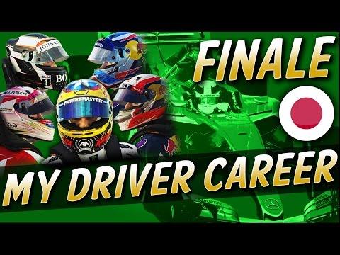 CHAMPIONSHIP DECIDER - F1 MyDriver CAREER S3 FINALE: JAPAN