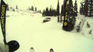 Short SnowBasin Park Edit Thumbnail