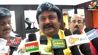 Actor Prabhu speaks about his Political entry