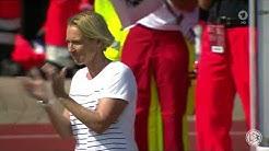 Frauenfußball EM Quali 2021 1.Spieltag Deutschland vs  Montenegro 31 08 2019