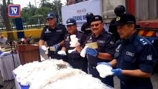 Kastam rampas dadah RM5 juta