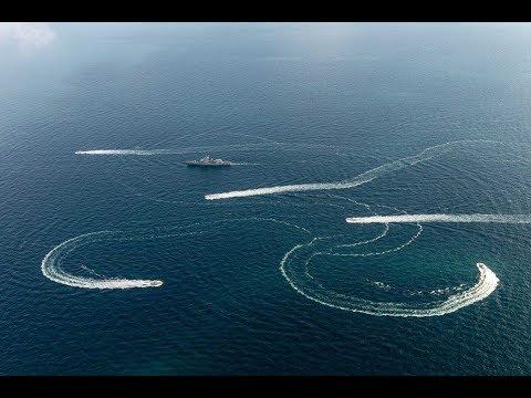 Украинские Корабли подошли