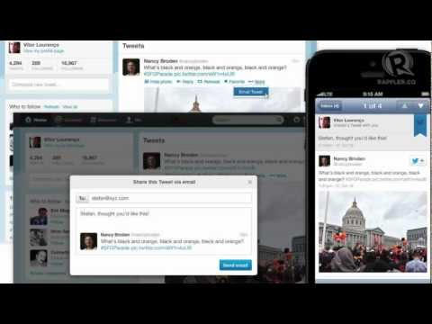 TechRap: New Blackberry phones & the Israel-Palestine Twitter war