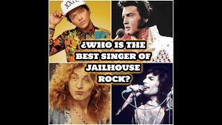 "WHO SANG ""ELVIS PRESLEY - JAILHOUSE ROCK"" BEST? (Ft. Bruno Mars, Queen, Led Zepellin, etc.)"