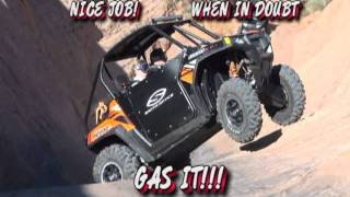 Moab SXS rock crawling in October!