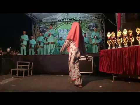 Putra buroq - berjalanlah feat (bang haris)