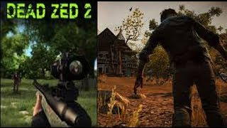 Dead Zed 2 - Gameplay Walkthrough