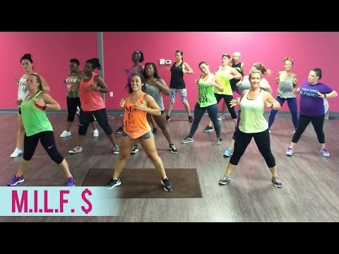 Fergie – M.I.L.F. $ (Dance Fitness with Jessica)