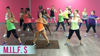 fergie milf dance fitness with jessica