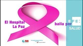 La Paz baila contra el cáncer de mama