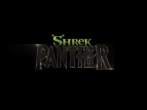 Shrek Panther Marvel Studios Black Panther Official Trailer Style Youtube