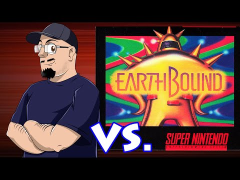 Johnny vs. EarthBound