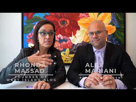 Alex Mariani discuss the West Island rental market