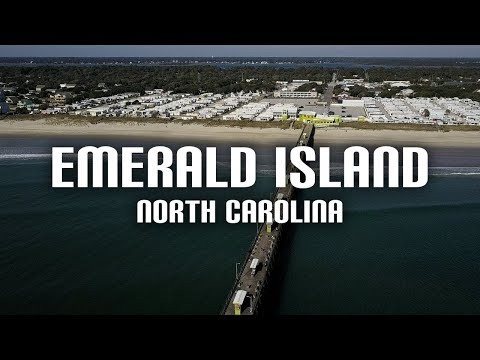 Checking Out Emerald Isle || Full Time Tavel