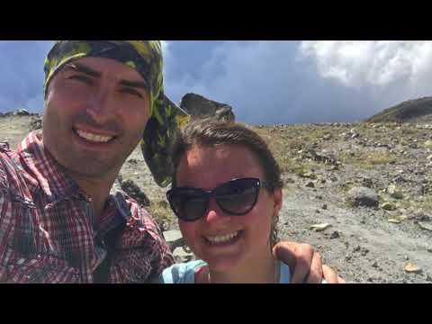 Santa Ana, El Salvador - Visiting The City And The Volcano