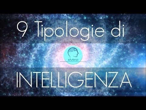 9 Tipologie di intelligenza umana