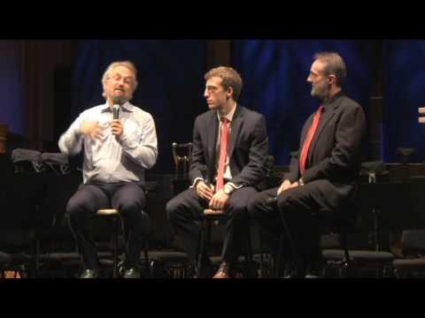 Oregon Symphony, All Classical Portland Concert Conversation 24 Sep 2016