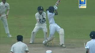 1st Youth Test, Day 4 Highlights: Sri Lanka U19 v India U19