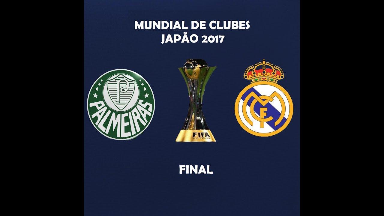 Palmeiras X Real Madrid Final Do Mundial De Clubes Chamada