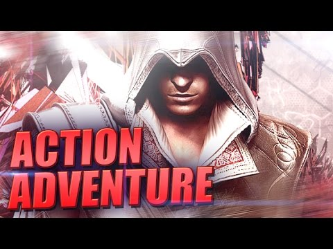 Top 10 Best Action Adventure Games of All Time