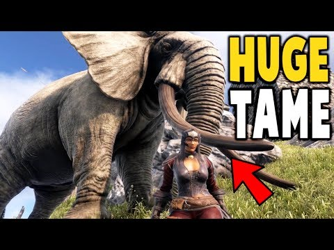 Dark and Light - HUGE MASTODORN TAMING, BOA SNAKE AMBUSH - (9) Dark and Light Gameplay