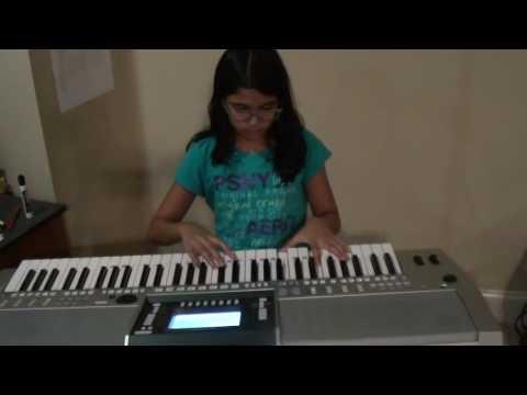 Achyutam Keshavam - Keyboard / karaoke track