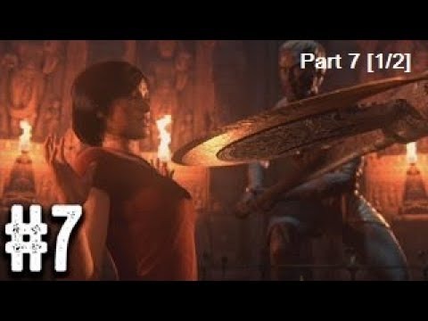 Uncharted: The Lost Legacy - Part 7 [1/2] HRK Twitch ไม่ได้เ