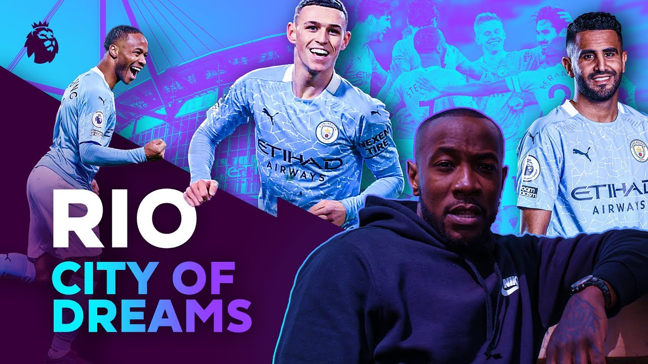 RIO x PL - City Of Dreams [Manchester City 2020/21 Premier League Champions]