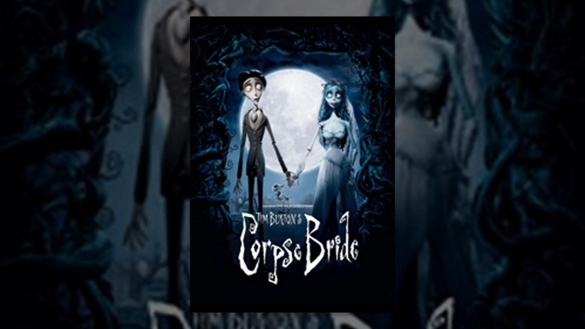 barba Escrutinio Cornualles  Tim Burton's Corpse Bride - YouTube