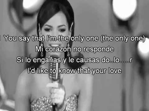 LESLIE GRACE   WILL YOU STILL LOVE ME TOMORROW (KARAOKE)