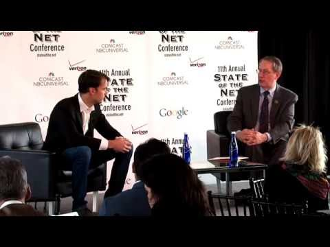 Fred Ehrsam, Co-Founder, Coinbase & Chairman Bob Goodlatte