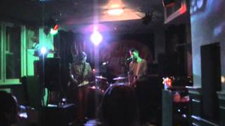 Strange Bruise - Outside Woman Blues @ The Central Bar, Gateshead
