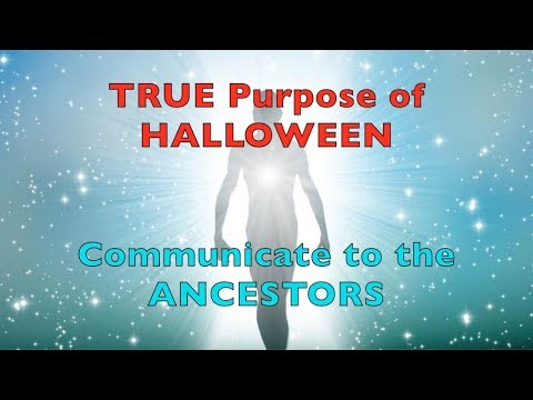 Shamanism and HALLOWEEN - The TRUE Purpose of Halloween - Co