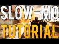 Silky Smooth Slow-Mo Tutorial - Sony Vegas