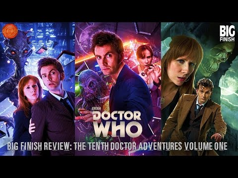 Doctor Who Big Finish Review - The Tenth Doctor Adventures: Volume One
