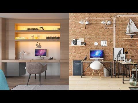 35 ide dekorasi ruang kerja di rumah | ide desain ruang