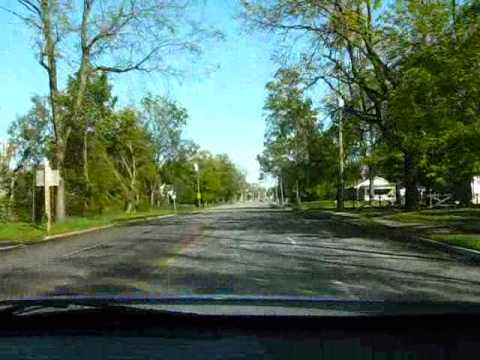 Ontario Travel: Discoveries In and Around Brantford: Driving through Tutela Heights