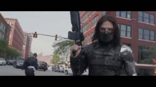 Первый мститель: Другая война - Капитан Америка против Зимнего солдата