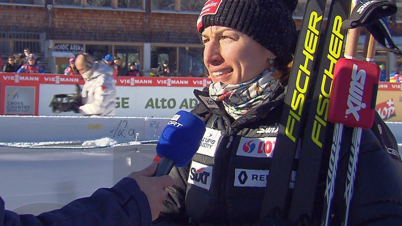 Justyna Kowalczyk: im dłużej trwa bieg, tym jestem mocniejsza