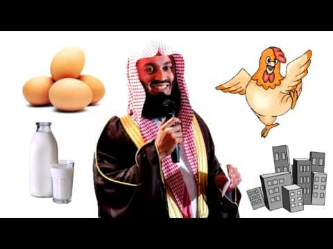 From chicken to businessman -Mufti Menk