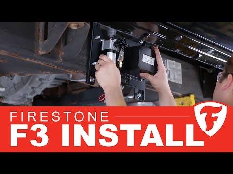 Firestone Ride-Rite 2588 Air Compressor