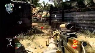 Black Ops TDM Firing Range -IAmJocavsGaming