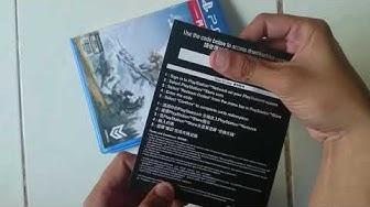 Unboxing Horizon Zero Dawn Complete Edition Region All (3. Asia)