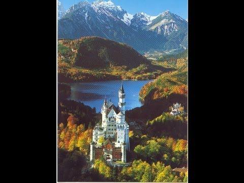 Bavorské alpy a zámky