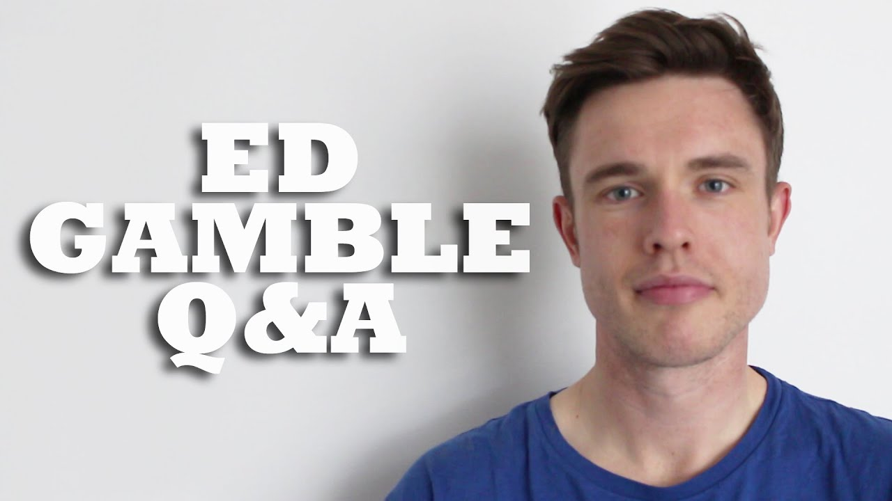 140 second Twitter Q&A with Ed Gamble - YouTube